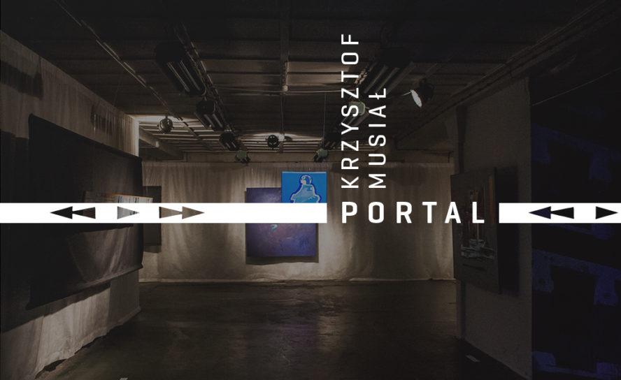 Wernisaż wystawy Krzysztofa Musiała