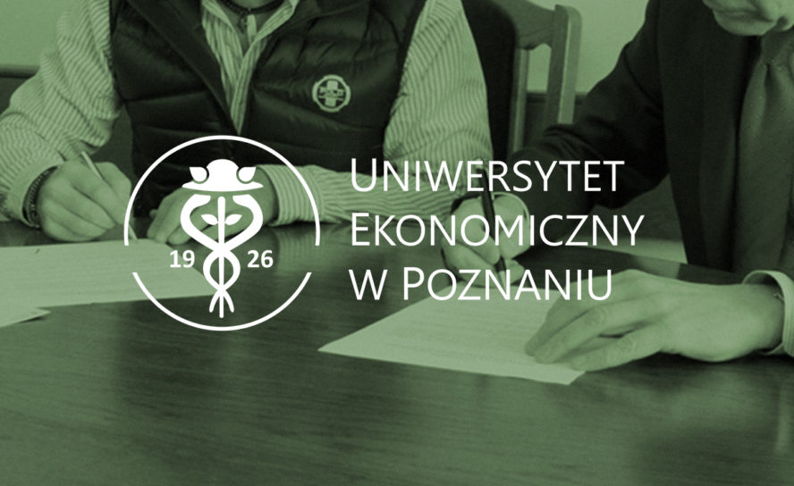 Współpraca z Uniwersytetem Ekonomicznym w Poznaniu
