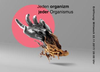 Jeden organizm jeder Organismus - Dresden