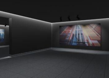 Virtual Art Gallery by CAF
